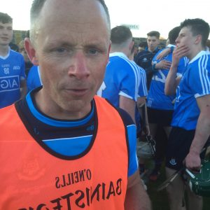 Dubs u21 manager Joe Fortune was delighted with the performance of his charges against Wexford